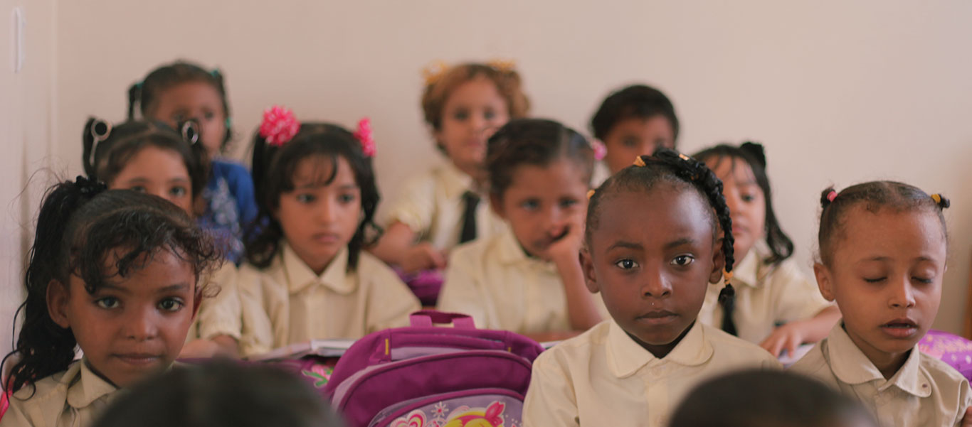 4.7M PEOPLE IN NEED TO EDUCATION SERVICES