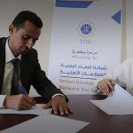 YDN with SCR have signed education continuity project agreement