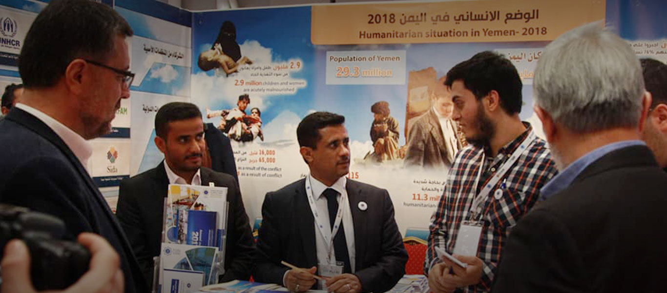 YDN participates in 3rd International NGO Fair in Istanbul